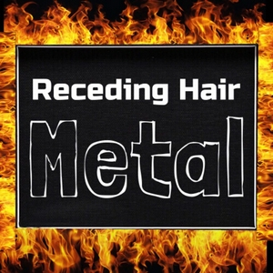 Receding Hair Metal