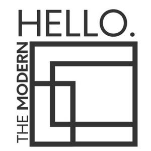 Modern Hello.