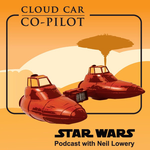 Castle talk, with Becca Benjamin by cloud car co-pilot  Star